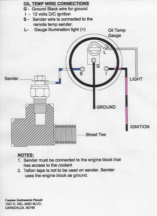 small resolution of international oil pressure sending unit wiring diagram