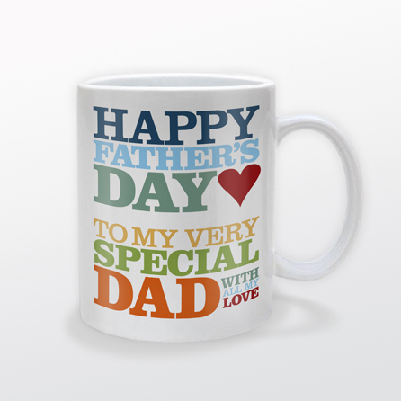 custom fathers day coffee