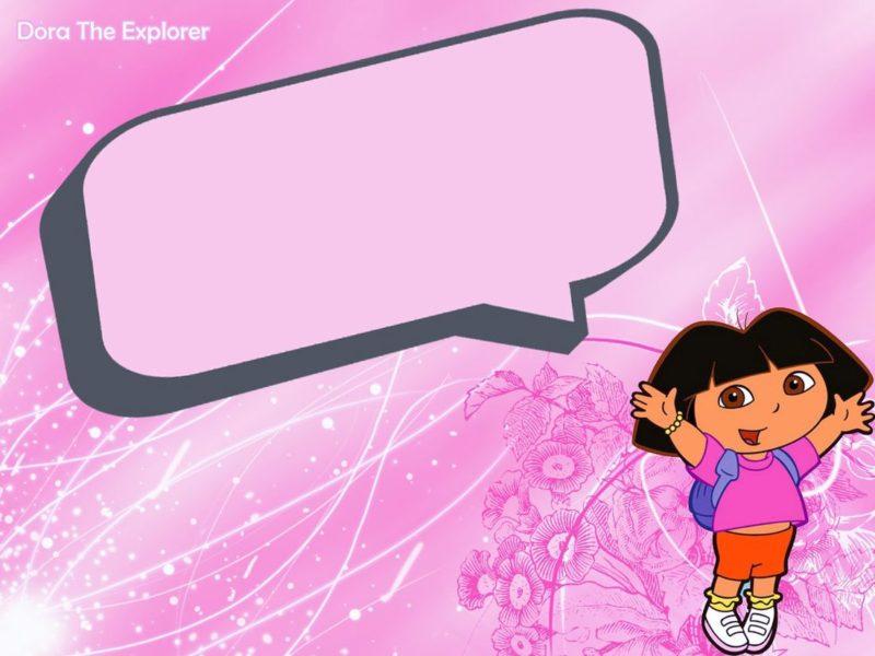 Dora The Explorer Invitations Free Invitation Templates