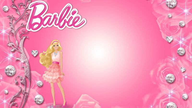 barbie invitations you can really