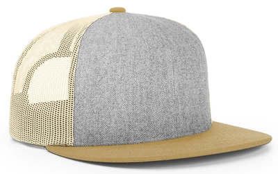 Richardson 511 Wool Trucker Mesh Snap Back Cap Wholesale