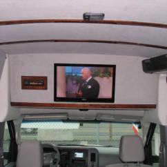 Wheel Chair Motor Modern Grey Chairs Nissan Custom Vans - Customizers Quality Conversions