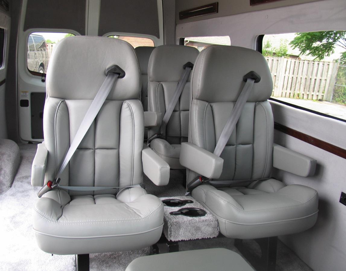 Nissan Custom Vans Customizers Quality Conversions