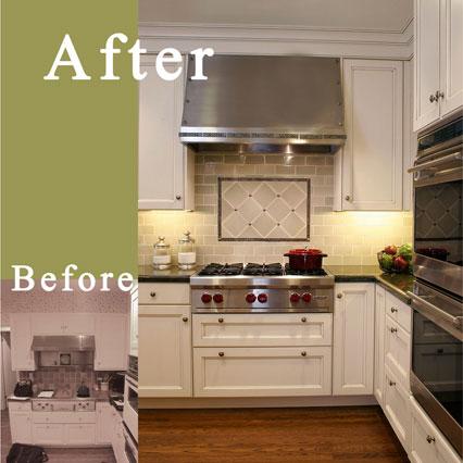 Portfolio Custom Kitchens by John Wilkins Inc
