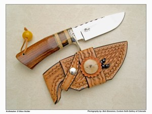 D'Alton Holder Engraved Ironwood Big Dog Collaboration