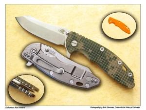 Rick Hinderer XM-18 Skinner