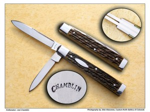 Joel Chamblin Doctors Knife