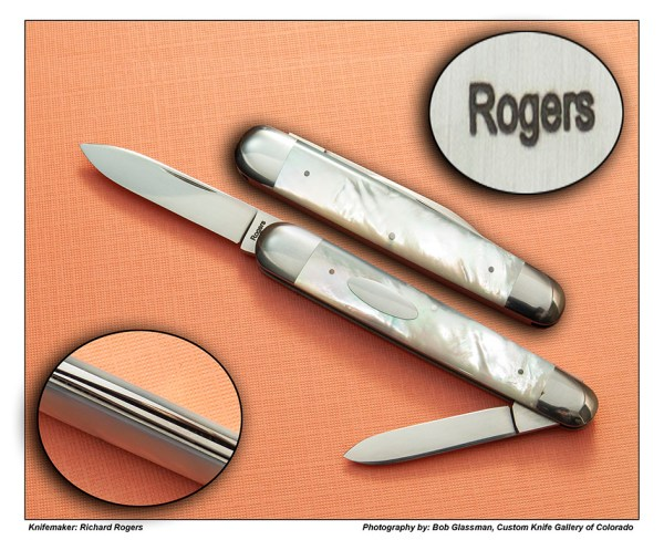 Rogers Two Blade Sleevboard