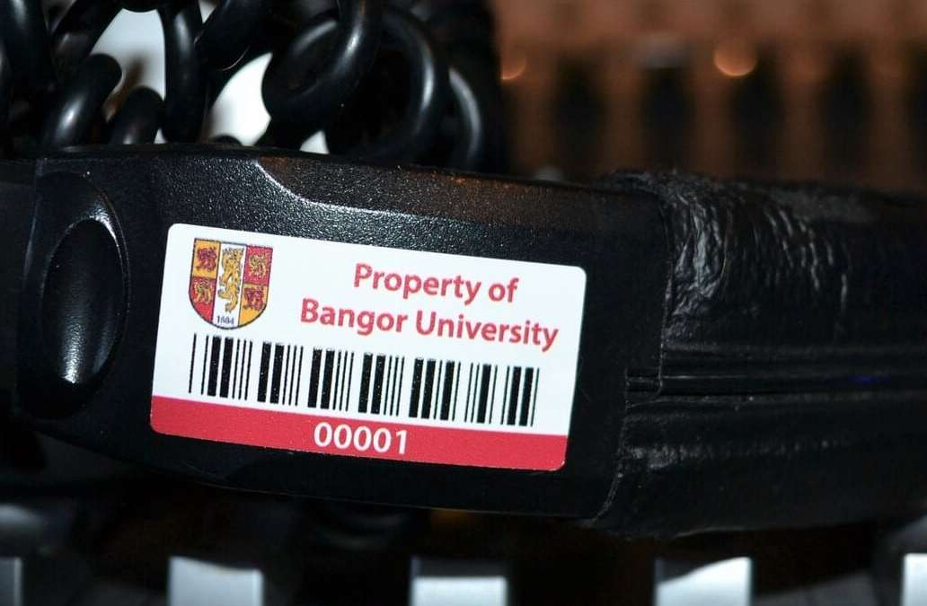 Durable Asset Tags for Education