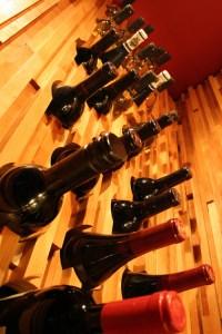 Laser Cut Wine Wall Allen Street Hardware