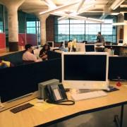 Custom Cut Metal Desk Designs