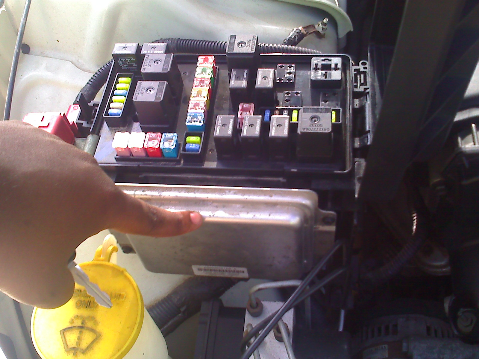 hight resolution of fuse box 08 dodge avenger