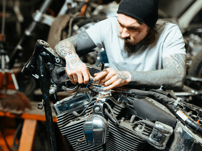 Motorcycle Auto Electrics