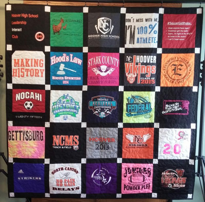 T Shirt Quilt Makers Near Me
