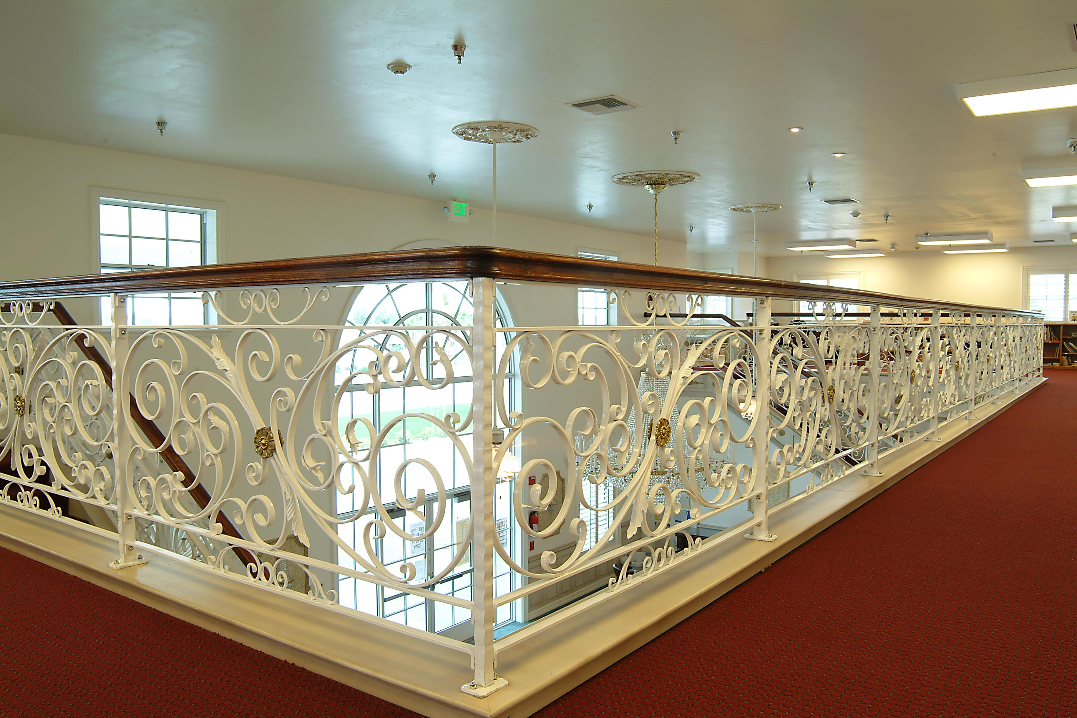 Railings Custom Metal Concepts And Creations