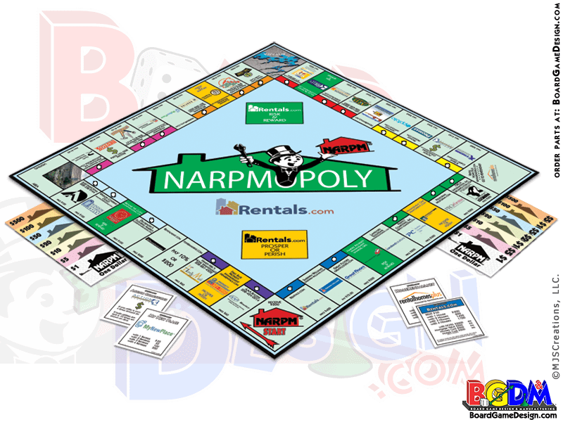 custom monopoly personalized monopoly