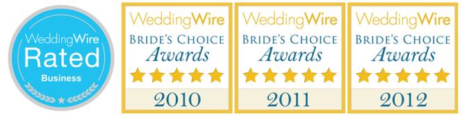 Custom Paper Works Awarded Wedding Wire S Bride Choice