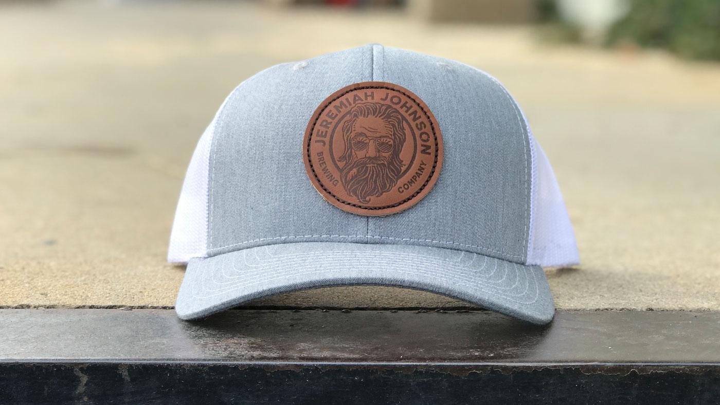custom patch hats order