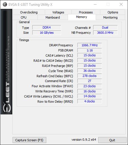 EVGA Elite RAM
