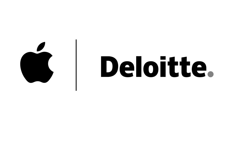 Apple, Deloitte Form Partnership to Help Businesses Adopt
