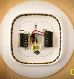 installation of the ecobee3 is a pretty painless affair those with modern hvac wiring that includes the c wire or common wire can go ahead and simply  [ 2397 x 1600 Pixel ]