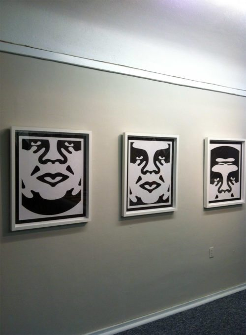 """Shepard Fairey - """"Obey Giant"""" Series"""
