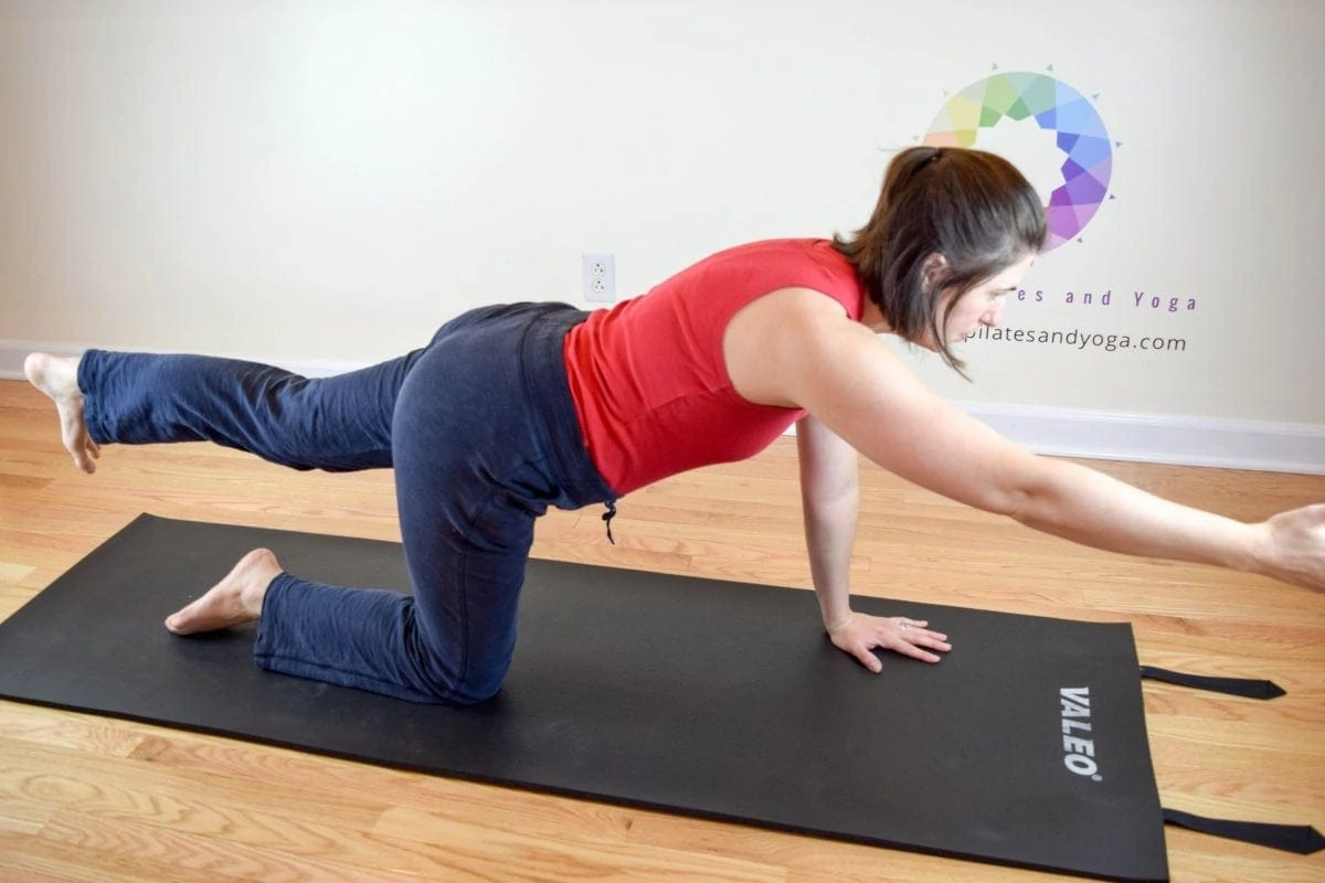 Sunbird or Swimming Prep: Support Your Spine and Strengthen Your Core