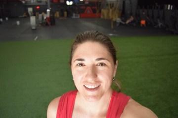 me post CrossFit