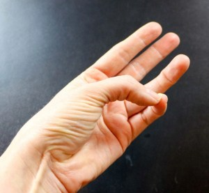 To improve mental clarity and intuition, use buddhi mudra.