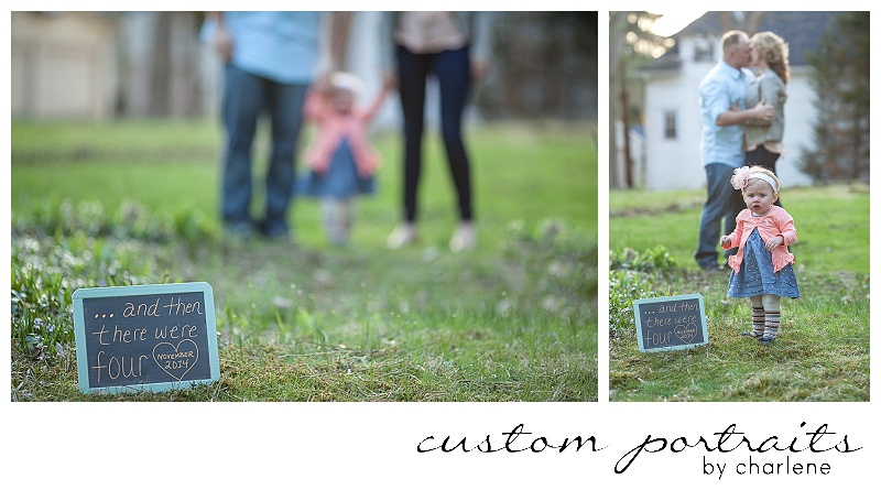 second baby announcement sewickley