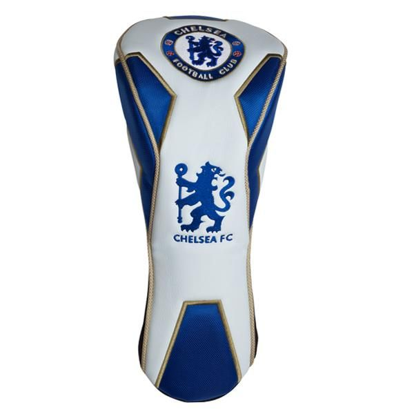 OFFICIAL CHELSEA FC EXECUTIVE GOLF DRIVER HEADCOVER