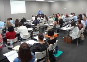 Neil Mooney, customs lawyer, hosting a seminar
