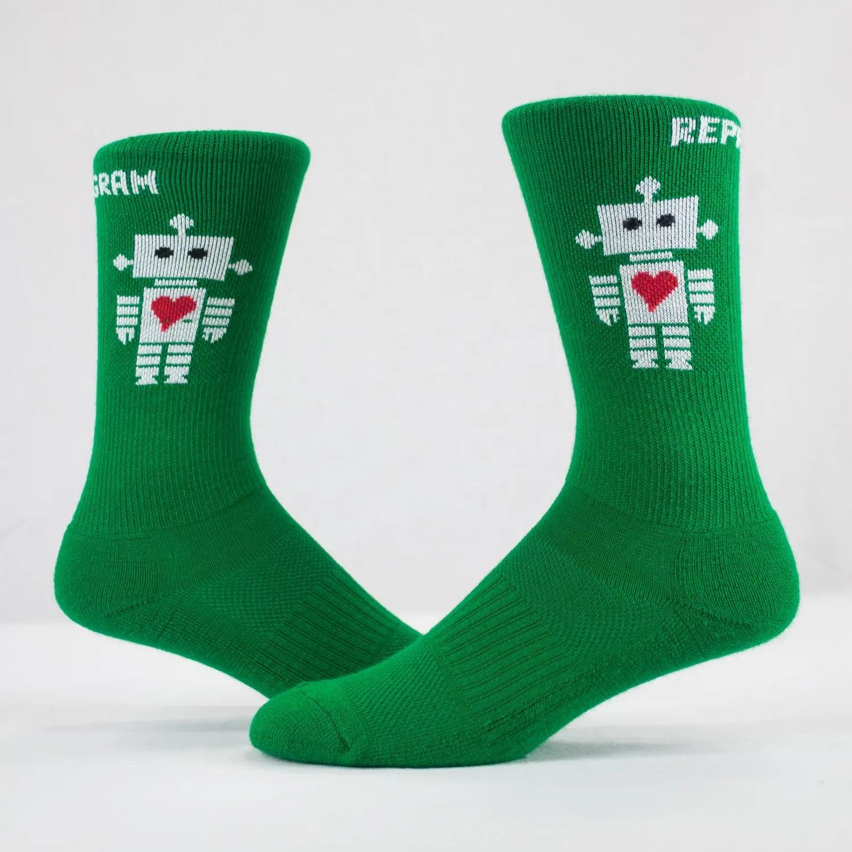 Custom Marketing Crew Socks  Custom Sock Shop