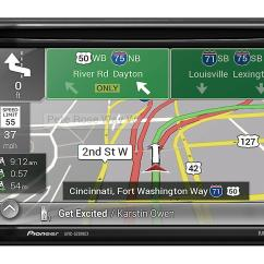 7 Way Navigation 5 Pin Relay Wiring Diagram Fog Lights Pioneer Avic 5201nex In Dash Av Receiver With 6 2 Inch Wvga Touchscreen Display Model