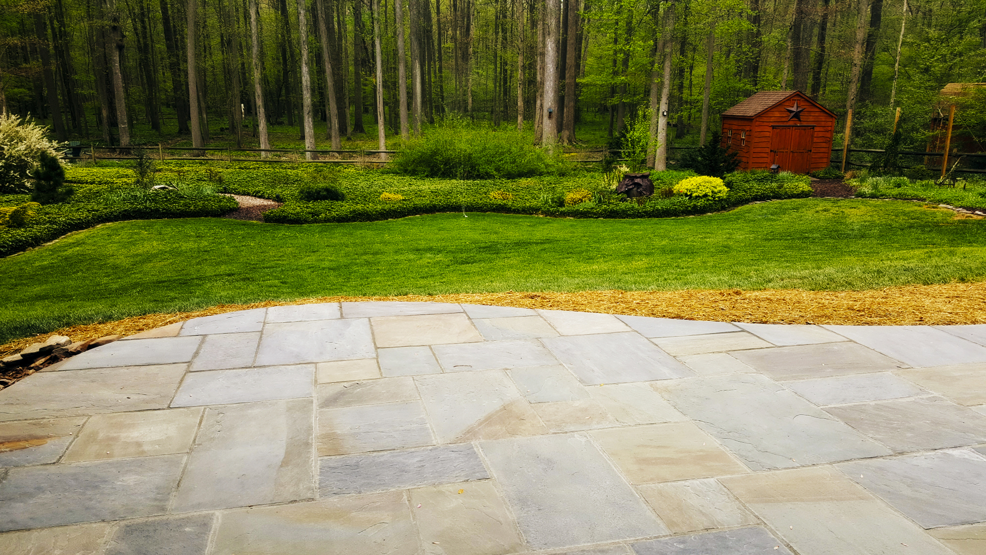 patio options materials and styles to help guide your landscape decision