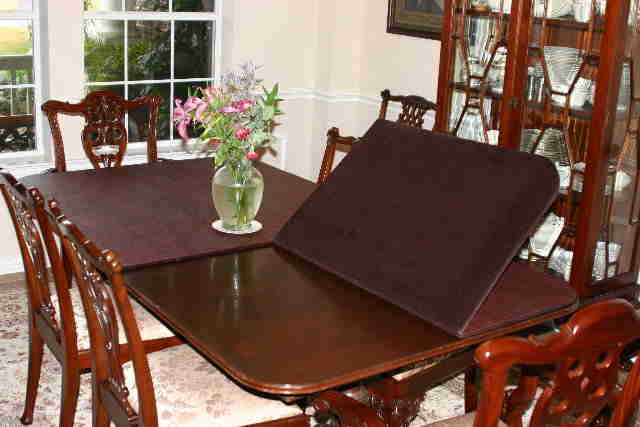 Padded Table Top Covers