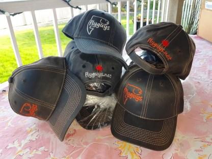 Oil Skin Fishing Hats