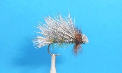 MikStraggle Sedge Caddisfly - Olive