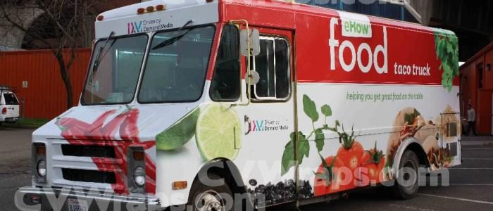 Ehow Taco Truck / Food Truck
