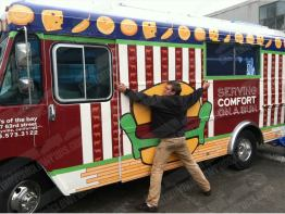Food Truck - Doc's Of The Bay