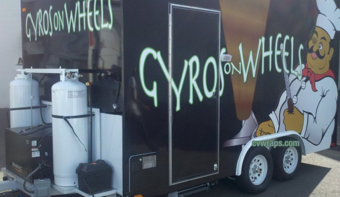 Gyros on Wheels Food Truck