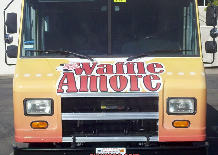 Waffle Amore – Waffle Food Truck