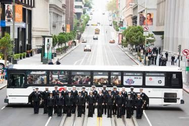 Bus Wrap for San Francisco's Academy of Art