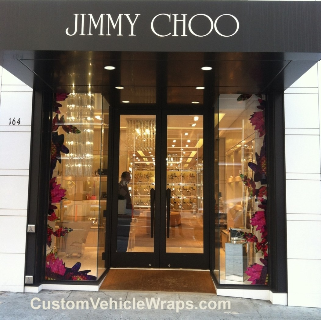 jimmy choo vinyl 3