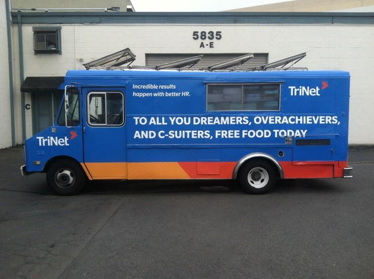 TriNet Van Wrap