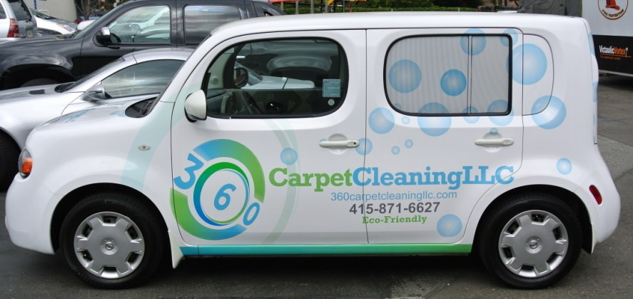 360 Carpet Cleaning Wrap