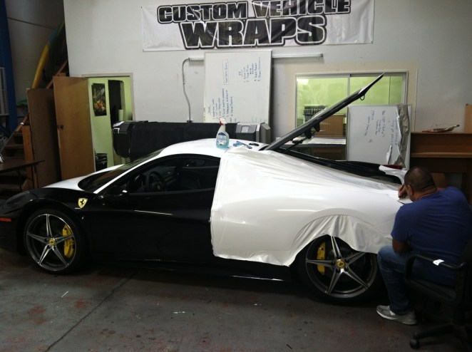 Ferrari Color Change 2