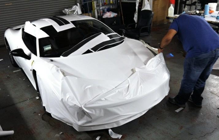 Ferrari Color Change 5