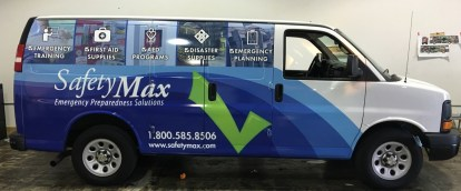 safetymax van wrap right full
