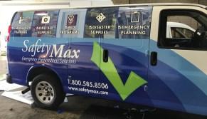 safetymax van wrap right